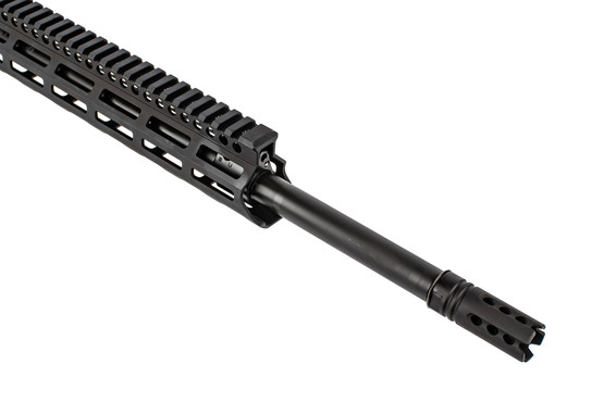 "Daniel Defense complete DD5V4 upper with 20"" 6.5 creedmoor barrel is threaded 5/8x24 with a flash suppressor"