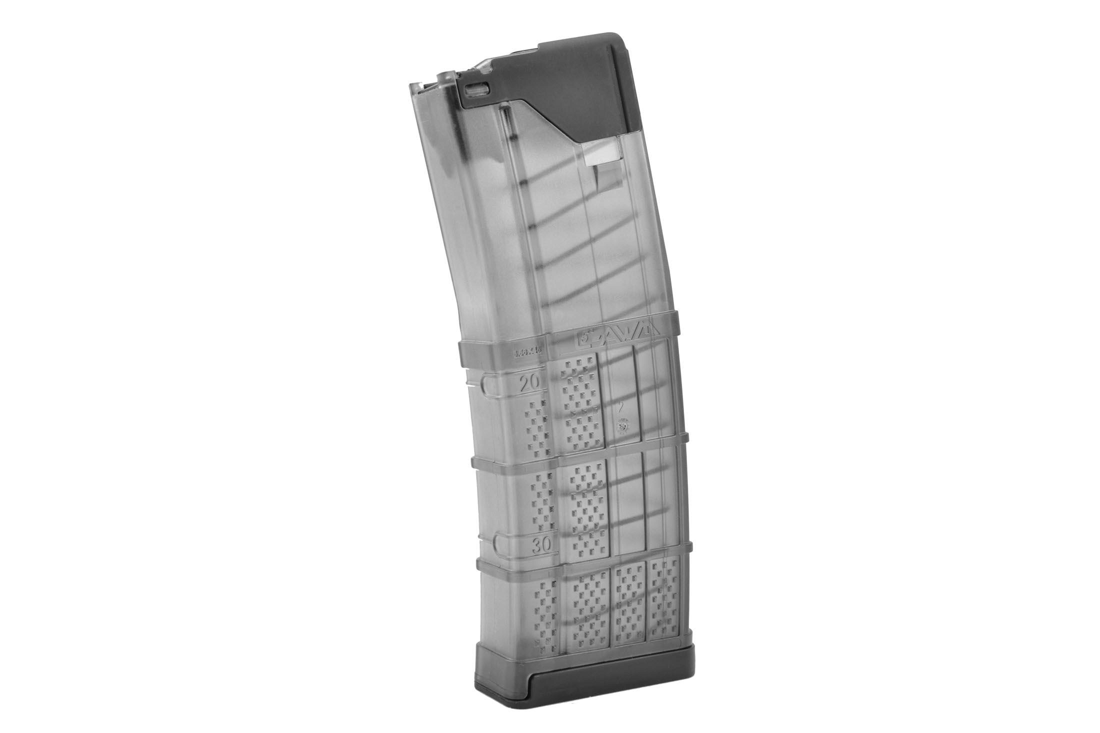 Lancer Systems L5AWM 30-Round Magazine - 5.56 NATO - Clear