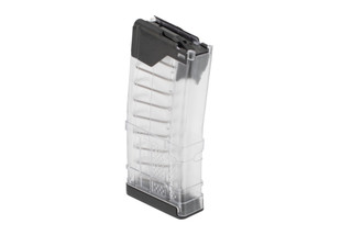 Lanser System L5AWM Magazine 20 round clear is a factory Blem model
