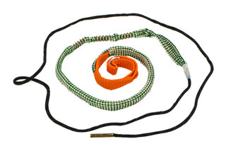 Hoppe's BoreSnake Viper Den .308 - .30 Caliber rifle bore cleaner features dual brass brushes and a caliber marked carrier.