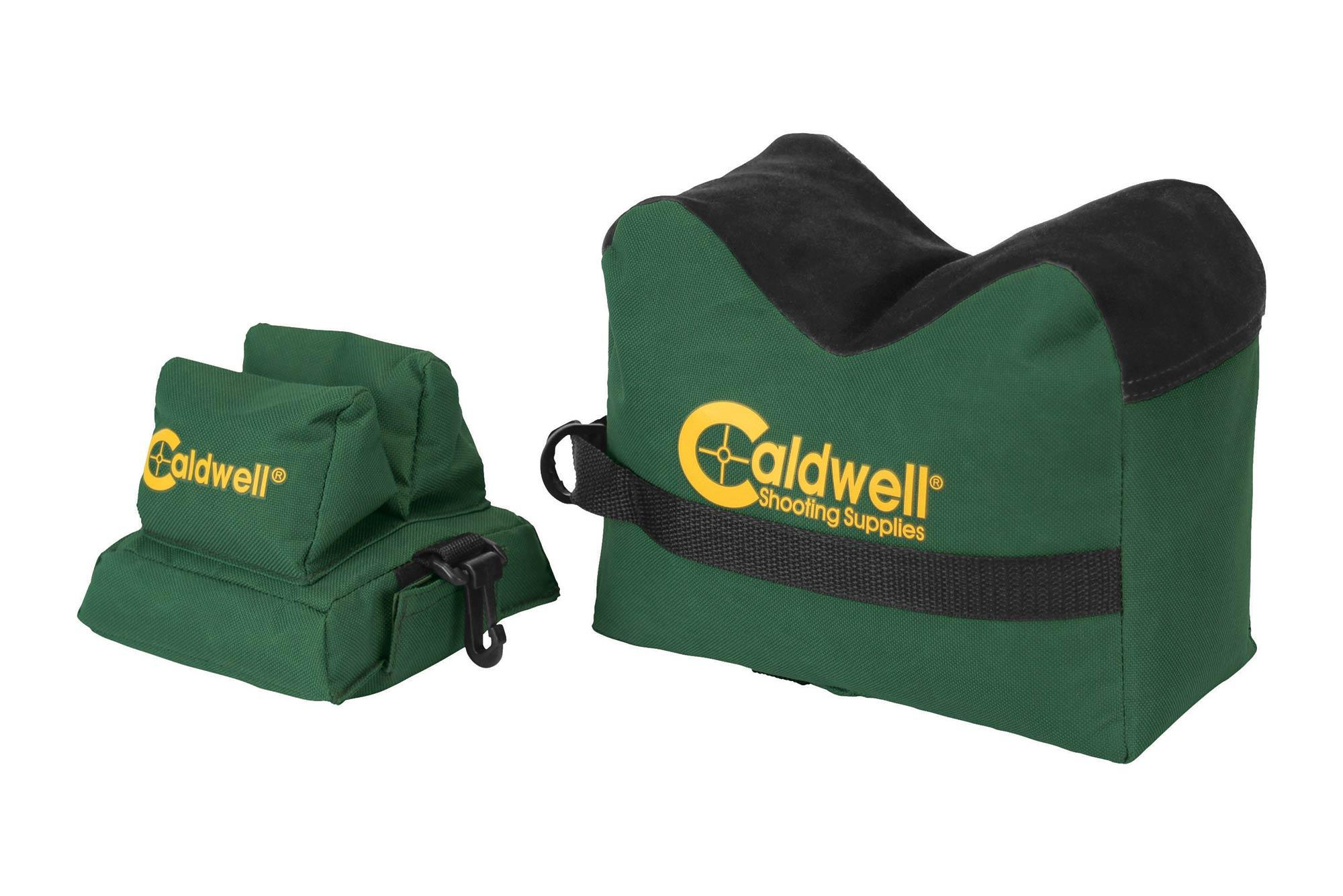 Caldwell DeadShot Shooting Bags Front/Rear And Combo Unfilled