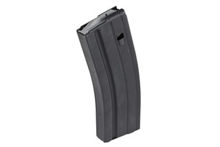 The Ammunition Storage Components 6.8 SPC magazine holds 25 rounds of ammo in your AR style rifle