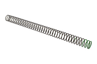 Sprinco M16 standard power rifle length buffer spring is a standard power spring with green identification marking