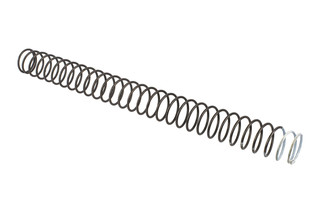 Sprinco M16 standard power carbine length buffer spring is a standard power spring with white identification marking