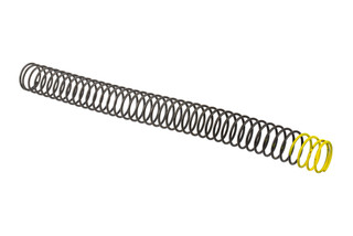 Sprinco M16 reduced power carbine length buffer spring is an with yellow identification marking