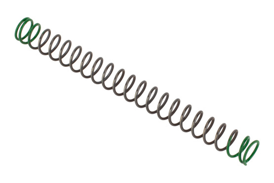 The Sprinco USA Glock 19 Recoil Spring 13 lb. is made from chrome silicon wire