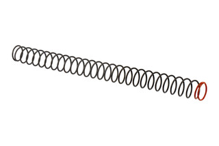 Sprinco AR10 carbine heavy buffer spring is an extra power carbine-length spring with orange marking.