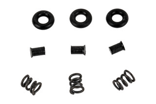 Sprinco 3-pack extractor enhancement kit includes the enhanced 4-coil spring, insert, and O-ring.