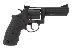 Taurus 66 357 Magnum Revolver features an ergonomic grip