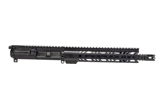 2A Armament AR15 Complete Upper Receiver features a 10.5 inch barrel and carbine gas system