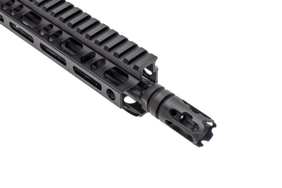 2A Armament complete AR 15 upper receiver assembly features the T3 compensator