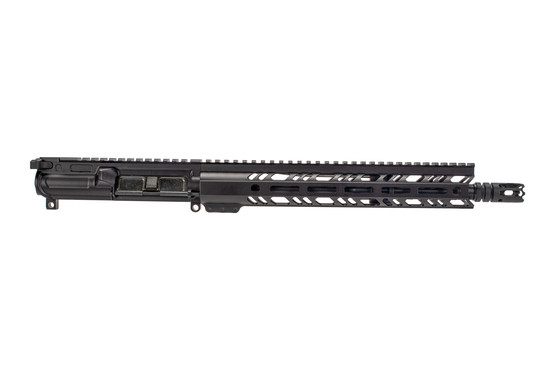 2A Armament Builder Series Complete AR-15 upper receiver is chambered in 5.56 NATO