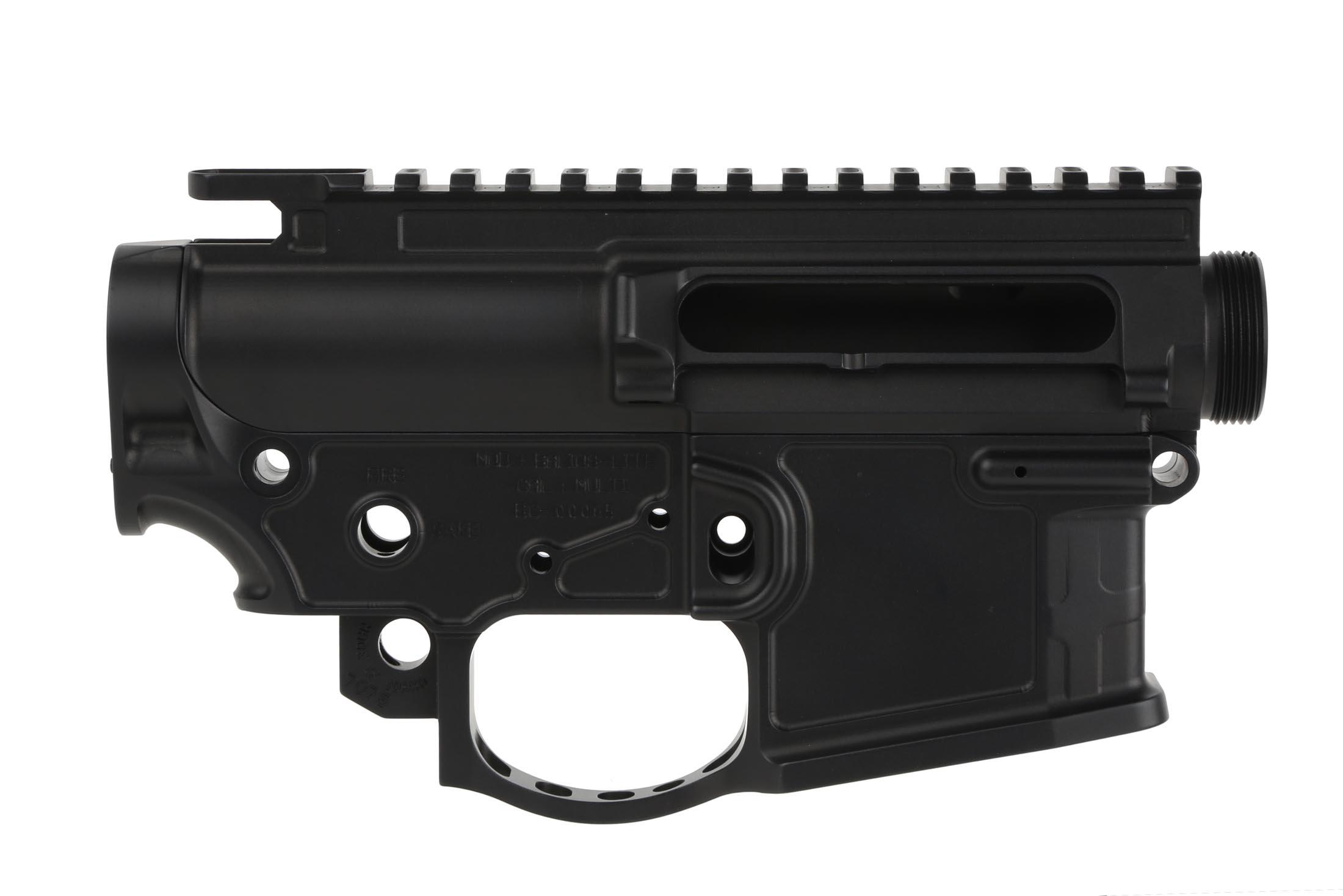 The 2A Armament Balios Lite Gen 2 receiver set is a slick side design without a forward assist