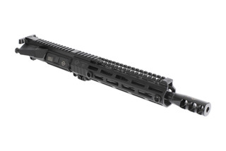 Cross Machine Tool 10.5in 300 BLK complete AR-15 upper receiver matches precision machined billet with better-than-MIL-Spec components