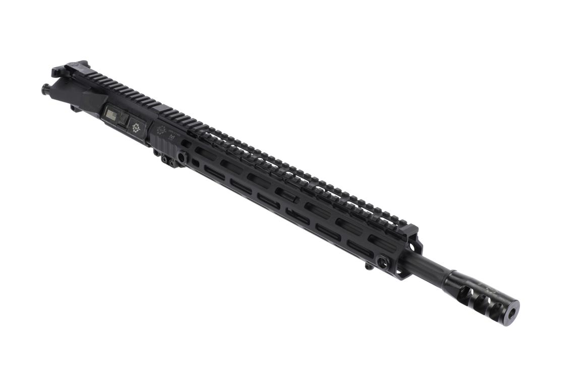 Cross Machine Tool 16 300 BLK 1:7 Carbine Length Complete Upper