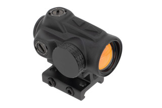 Burris Optics RT-1 Prism red dot sight features unlimited eye relief