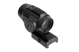 Burris Optics RT-3 Prism Sight features a 3x magnification and a ballistic reticle