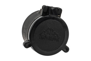 Butler Creek Flip Up Scope Cover is designed for 03A objective lens