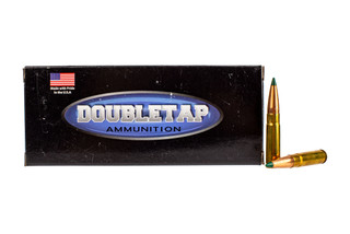 DoubleTap Ammunition 300 Blackout Rifle Defense is loaded with Sierra MatchKing bullets