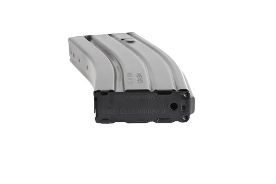 The C Products magazines 30 round 5.56 with black teflon finish is easy to disassemble for cleaning