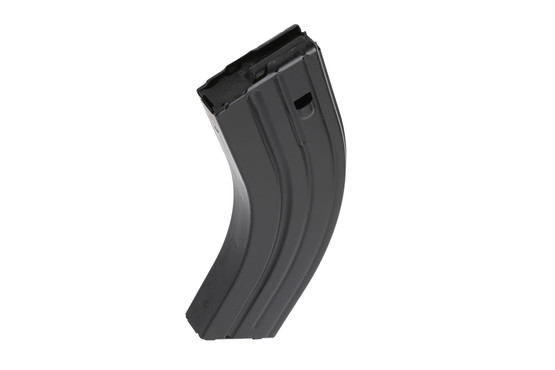 The C Products 7.62x39 magazine is made from stainless steel and holds 30 rounds