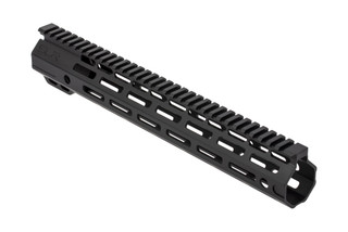 The SLR Rifleworks 308 Ion Lite handguard is designed for use with high profile AR-10 receivers