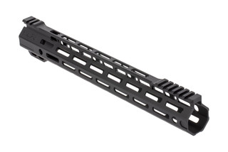 The SLR Rifleworks Ion Ultra Lite 308 Handguard features seven sides of M-LOK quick attach slots for lights