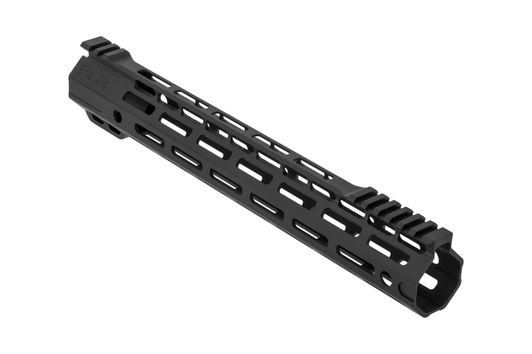The SLR Rifleworks Ion Ultra Lite handguard is designed for low profile receivers