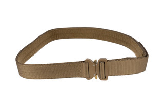 High Speed Gear 1.75in Rigger Belt coyote brown is equipped with a XL Cobra Buckle.
