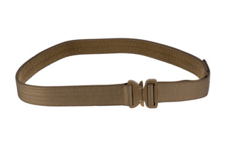 High Speed Gear 1.75in Rigger Belt coyote brown is equipped with a 2XL Cobra Buckle.