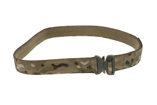 High Speed Gear 1.75in Rigger Belt MultiCam is equipped with a 2XL Cobra Buckle.