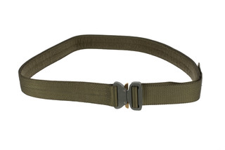 High Speed Gear 1.75in Rigger Belt olive drab green is equipped with a 2XL Cobra Buckle.