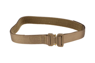 High Speed Gear 1.5in small coyote Rigger Belt coyote is equipped with a cobra buckle
