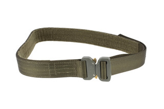 High Speed Gear 1.5in small olive drab green Rigger Belt coyote is equipped with a cobra buckle