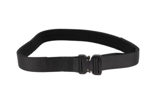 High Speed Gear 1.5in medium black Rigger Belt coyote is equipped with a cobra buckle