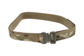 High Speed Gear 1.5in medium MultiCam Rigger Belt coyote is equipped with a cobra buckle