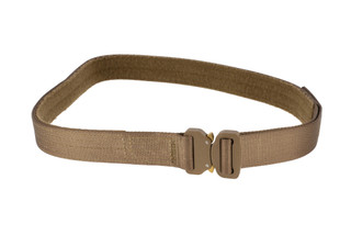High Speed Gear 1.5in large coyote Rigger Belt coyote is equipped with a cobra buckle