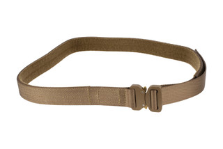 High Speed Gear 1.5in 2XL coyote Rigger Belt coyote is equipped with a cobra buckle