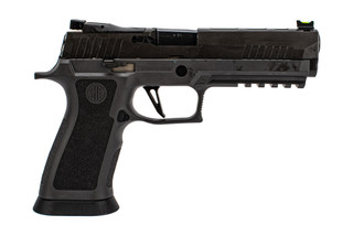 SIG Sauer P320 X5 Legion features a tungsten infused frame and optics ready slide with 17-round magazines