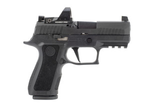 SIG Sauer P320 RXP X-Compact 9mm Pistol features an X-Series straight face trigger