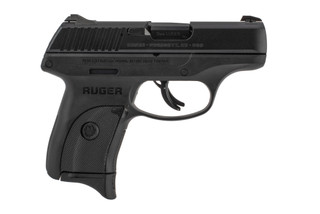 Ruger LC9s 9mm pistol does not come with a thumb safety
