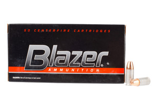 CCI Blazer Brass 9mm 147grain