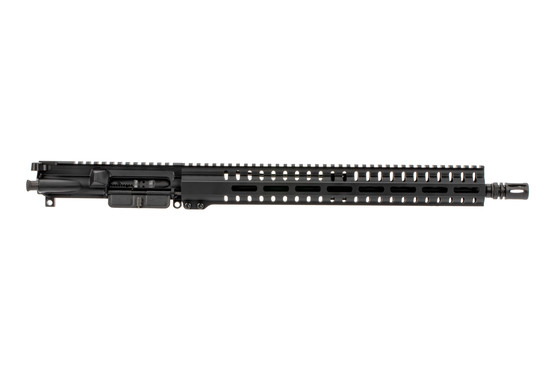 The CMMG Resolute 350 Legend Complete Upper Receiver features a 16 inch barrel and carbine length gas system