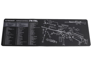 TekMat Rifle Cleaning Mat - FN FAL