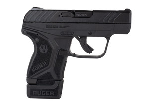 Ruger LCP II 380 ACP sub compact pistol features a 7 round extended magazine