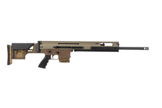 FN SCAR 20S 6.5 creedmoor rifle features a 20 inch free floated barrel