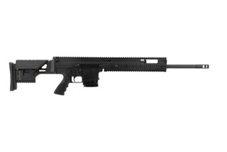 FN SCAR 20S 308 rifle comes in black
