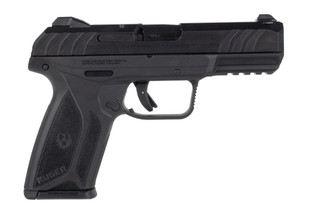 Ruger Security 9 pistol features a 15 round capacity