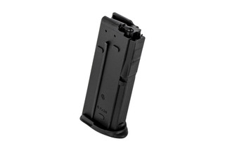 The FN America five-seven magazine holds 20 rounds of 5.7 ammo in a polymer body