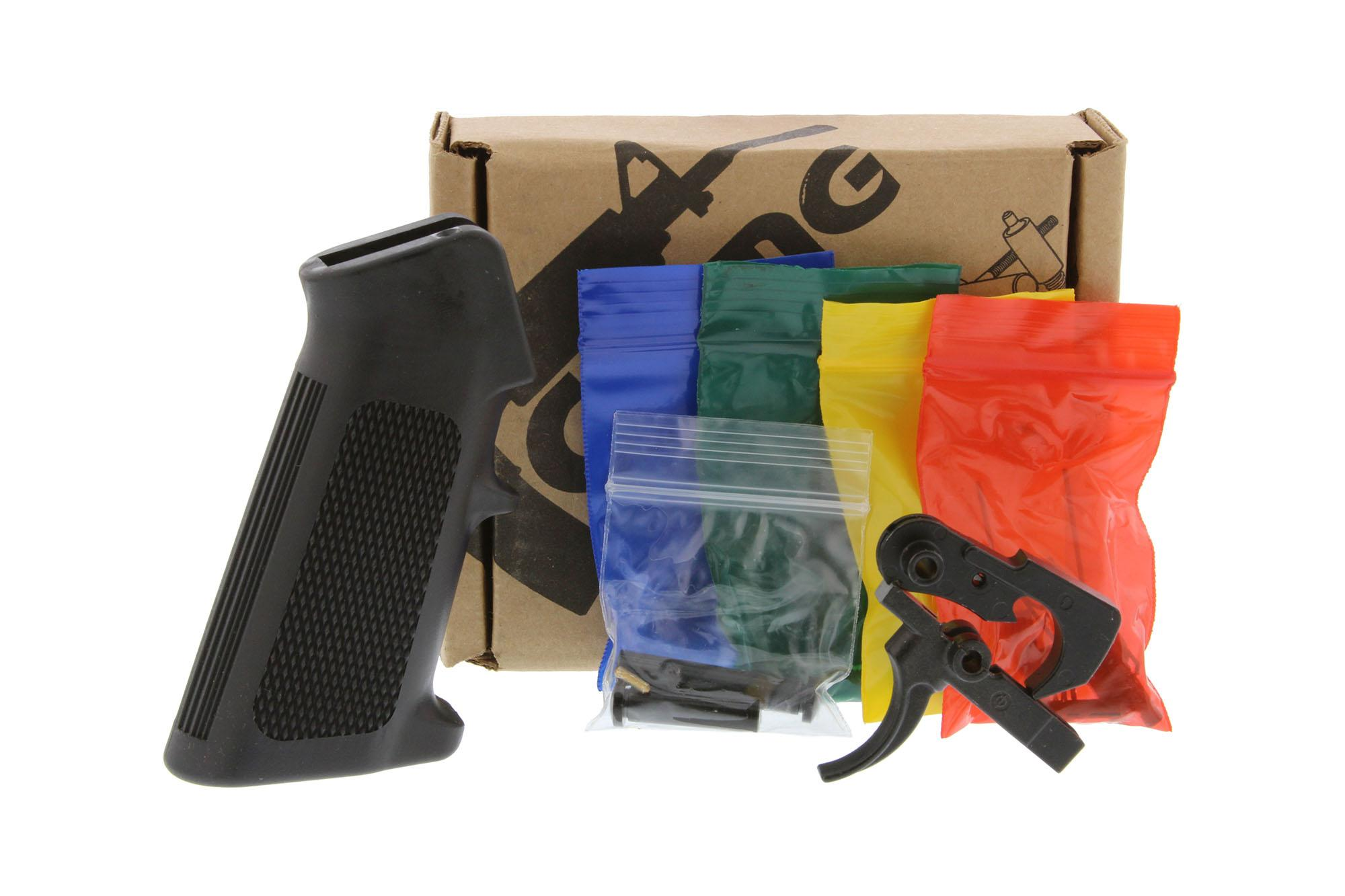 CMMG Lower Receiver Parts Kit LPK for AR10 / .308